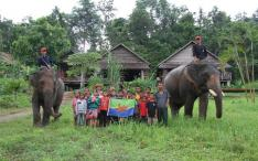 ElefantAsia and Eco Sys Action launch 'Elephant Conservation Center Open Doors' operation